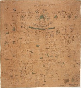 HearstMuseum_3-584,  Facsimile Painting of a Codex-p1ai3tnalmgjplfb60r10mnjgt