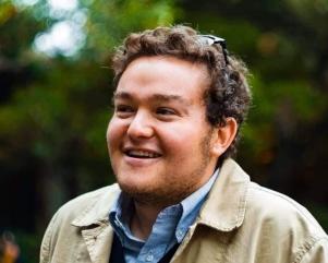 Evan Fernández, UC Berkeley Ph.D. student in History.